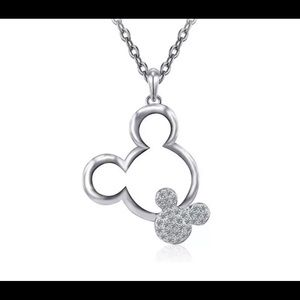stainless steel necklace for women or girls